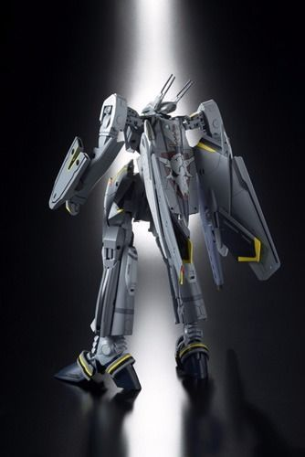 DX CHOGOKIN Macross F VF-25S MESSIAH VALKYRIE OZMA CUSTOM Action Figure BANDAI_4