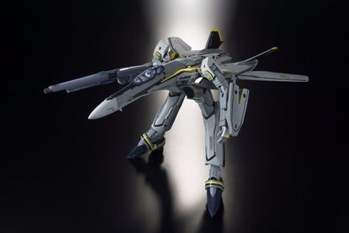 DX CHOGOKIN Macross F VF-25S MESSIAH VALKYRIE OZMA CUSTOM Action Figure BANDAI_6