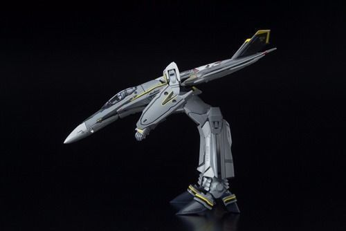 DX CHOGOKIN Macross F VF-25S MESSIAH VALKYRIE OZMA CUSTOM Action Figure BANDAI_7