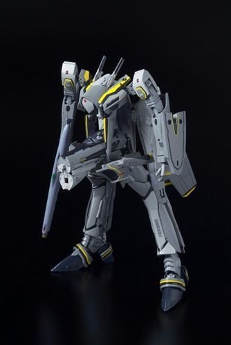 DX CHOGOKIN Macross F VF-25S MESSIAH VALKYRIE OZMA CUSTOM Action Figure BANDAI_9