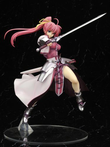 ALTER Lyrical Nanoha StrikerS SIGNUM 1/7 PVC Figure NEW from Japan F/S_3
