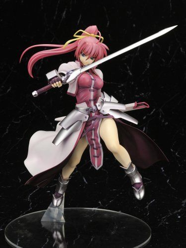 ALTER Lyrical Nanoha StrikerS SIGNUM 1/7 PVC Figure NEW from Japan F/S_5
