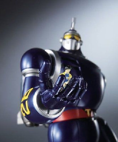 Soul of Chogokin GX-44S TETSUJIN 28 VS BLACK OX Action Figure BANDAI from Japan_6