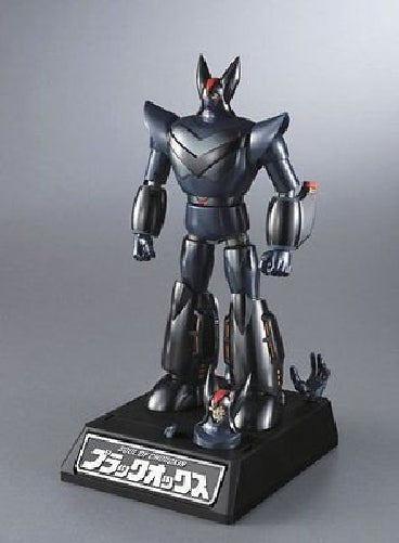 Soul of Chogokin GX-44S TETSUJIN 28 VS BLACK OX Action Figure BANDAI from Japan_8