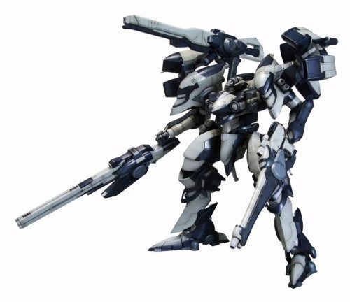 KOTOBUKIYA ARMORED CORE NX02 INTERIOR UNION Y-01 TELLUS 1/72 Plastic Model Kit_1
