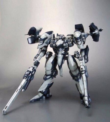 KOTOBUKIYA ARMORED CORE NX02 INTERIOR UNION Y-01 TELLUS 1/72 Plastic Model Kit_4