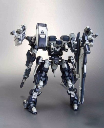 KOTOBUKIYA ARMORED CORE NX02 INTERIOR UNION Y-01 TELLUS 1/72 Plastic Model Kit_5