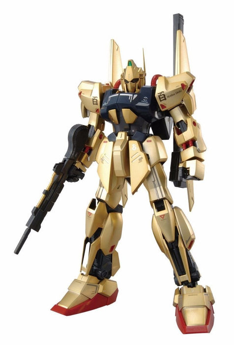 BANDAI MG 1/100 MSN-00100 HYAKU-SHIKI HD COLOR Plastic Model Kit Z Gundam Japan_2