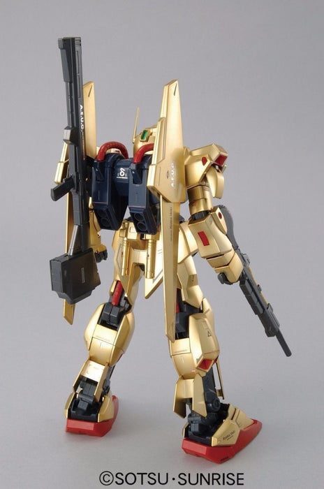 BANDAI MG 1/100 MSN-00100 HYAKU-SHIKI HD COLOR Plastic Model Kit Z Gundam Japan_3