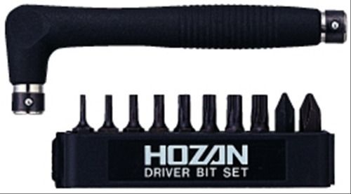 HOZAN TOOL W-81 HEX LOBULAR WRENCH SET from Japan_1