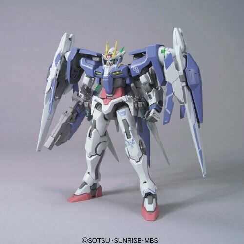 00 Raiser (00 Gundam + 0 Raiser) Designers Color Ver. (1/100) Plastic Model Kit_2