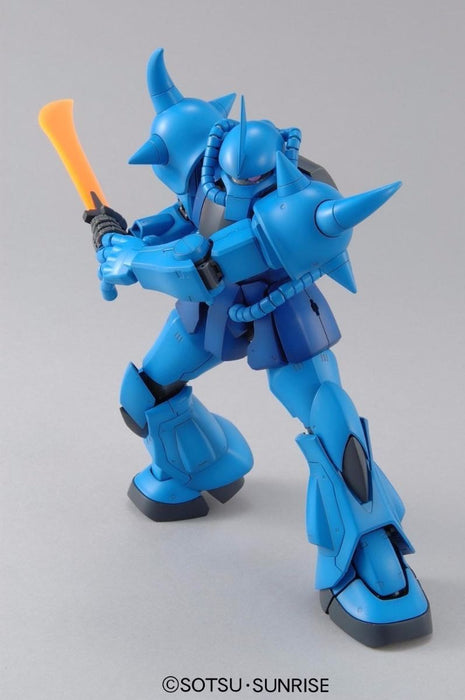 BANDAI MG 1/100 MS-07B GOUF Ver 2.0 Plastic Model Kit Gundam from Japan_4