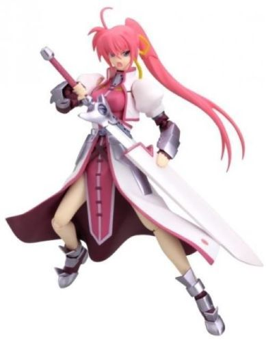 figma 039 Magical Girl Lyrical Nanoha StrikerS Signum Knight ver. Figure_1