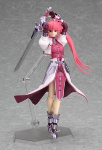 figma 039 Magical Girl Lyrical Nanoha StrikerS Signum Knight ver. Figure_3