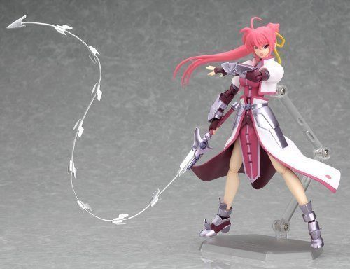 figma 039 Magical Girl Lyrical Nanoha StrikerS Signum Knight ver. Figure_4