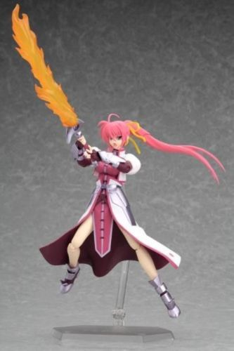 figma 039 Magical Girl Lyrical Nanoha StrikerS Signum Knight ver. Figure_6