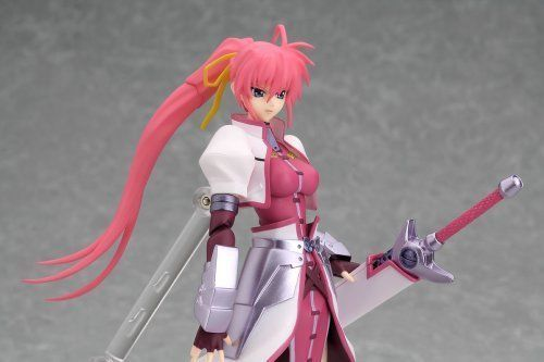 figma 039 Magical Girl Lyrical Nanoha StrikerS Signum Knight ver. Figure_8