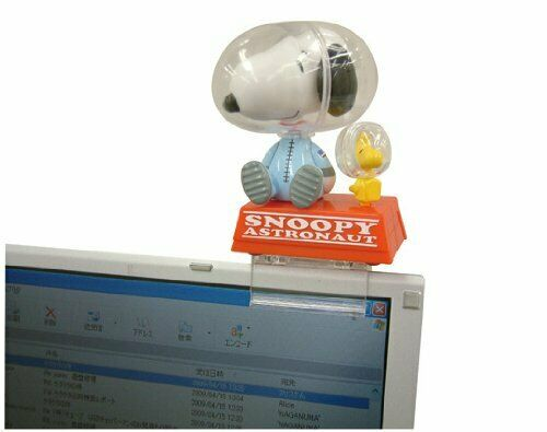 Cube USB swing Snoopy (Astro Notes) NEW from Japan_2