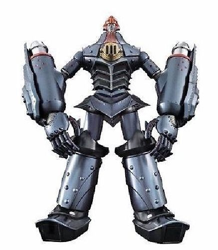 Soul of Chogokin GX-48 BIG O Action Figure BANDAI TAMASHII NATIONS from Japan_1
