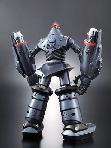 Soul of Chogokin GX-48 BIG O Action Figure BANDAI TAMASHII NATIONS from Japan_2