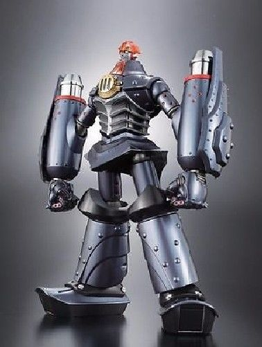 Soul of Chogokin GX-48 BIG O Action Figure BANDAI TAMASHII NATIONS from Japan_6