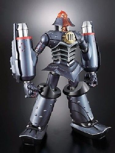Soul of Chogokin GX-48 BIG O Action Figure BANDAI TAMASHII NATIONS from Japan_8