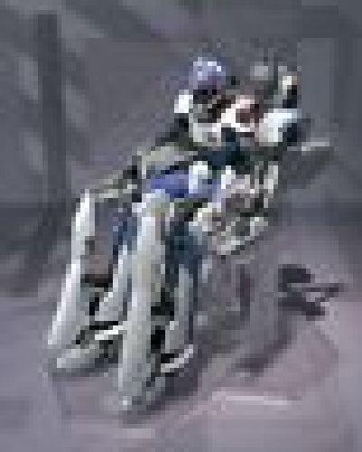 Armor Plus EX-GEAR ALTO SAOTOME Action Figure BANDAI TAMASHII NATIONS from Japan_2