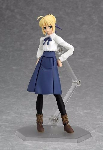 figma 050 Fate/stay night Saber Max Factory Figure NEW from Japan_3