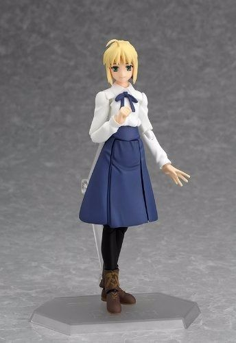 figma 050 Fate/stay night Saber Max Factory Figure NEW from Japan_4
