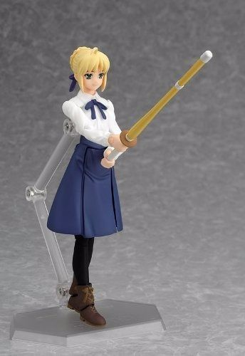 figma 050 Fate/stay night Saber Max Factory Figure NEW from Japan_6