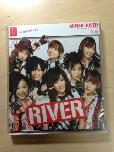 AKB48 CD 14th single RIVER Theater Version_1