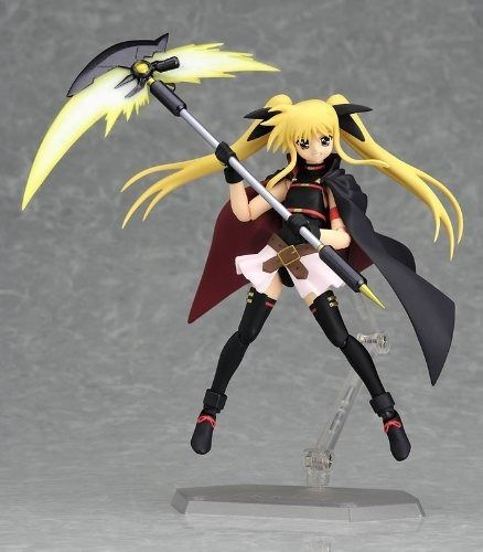 figma 056 Magical Girl Lyrical Nanoha The MOVIE 1st Fate The MOVIE 1st ver._3