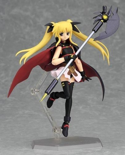 figma 056 Magical Girl Lyrical Nanoha The MOVIE 1st Fate The MOVIE 1st ver._5