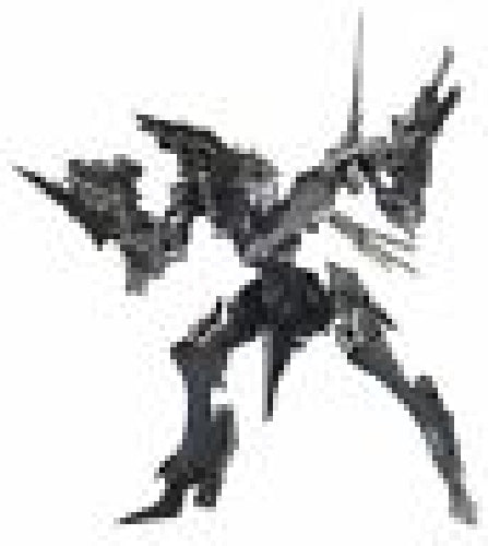 KOTOBUKIYA ARMORED CORE NX08 OMER TYPE-LAHIRE STASIS 1/72 Plastic Model Kit NEW_2