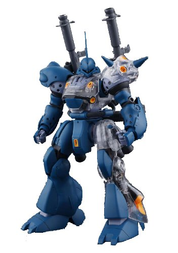 BANDAI MG 1/100 MS-18E KAMPFER with Extend Clear Parts Plastic Model Kit Gundam_1