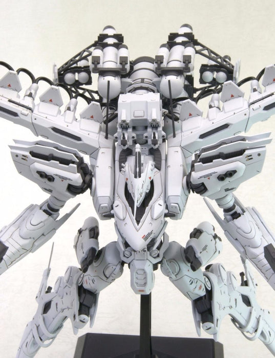 KOTOBUKIYA ARMORED CORE NX09 LINEARK WHITE-GLINT & V.O.B SET MOVIE COLOR Ver Kit_5