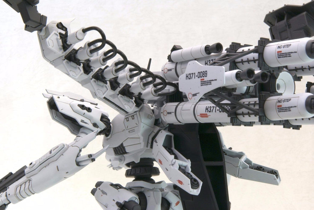 KOTOBUKIYA ARMORED CORE NX09 LINEARK WHITE-GLINT & V.O.B SET MOVIE COLOR Ver Kit_8