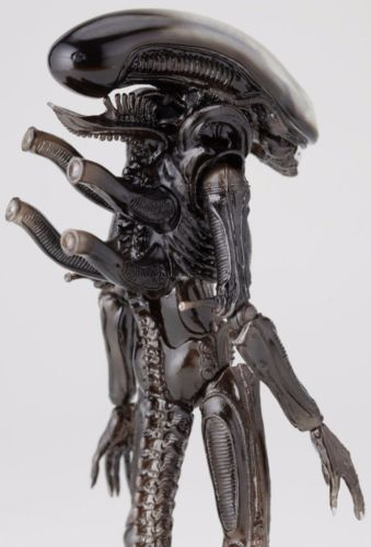 Tokusatsu Revoltech No.001 ALIEN Figure KAIYODO from Japan_5