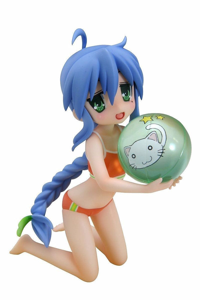 WAVE BEACH QUEENS Lucky Star Konata Izumi 1/10 Scale Figure NEW from Japan_1