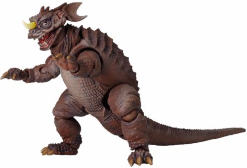 Tokusatsu Revoltech No.004 Frankenstein Conquers the World Baragon Figure JAPAN_1