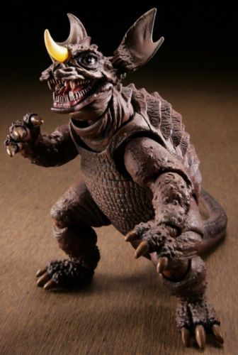 Tokusatsu Revoltech No.004 Frankenstein Conquers the World Baragon Figure JAPAN_2