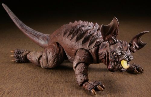 Tokusatsu Revoltech No.004 Frankenstein Conquers the World Baragon Figure JAPAN_7