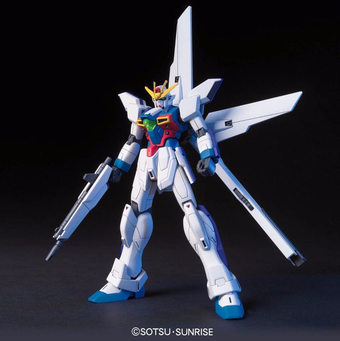 BANDAI HGAW 1/144 GX-9900 GUNDAM X Plastic Model Kit After Wars Gundam X Japan_3