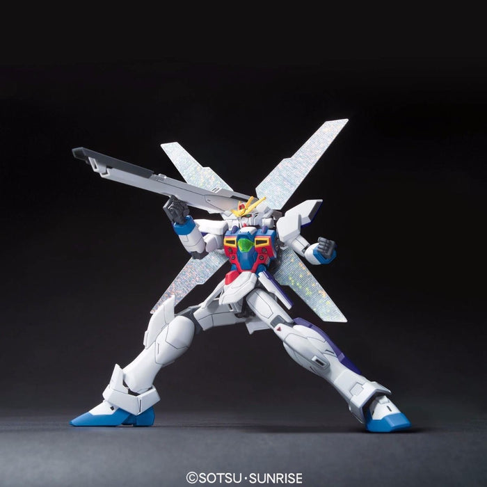 BANDAI HGAW 1/144 GX-9900 GUNDAM X Plastic Model Kit After Wars Gundam X Japan_5