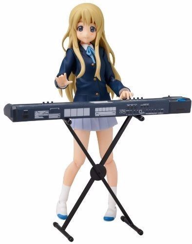 figma 059 K-ON! Tsumugi Kotobuki Uniform ver. Figure Max Factory NEW from Japan_1