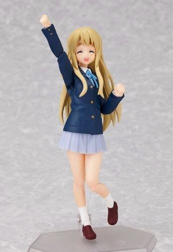 figma 059 K-ON! Tsumugi Kotobuki Uniform ver. Figure Max Factory NEW from Japan_2