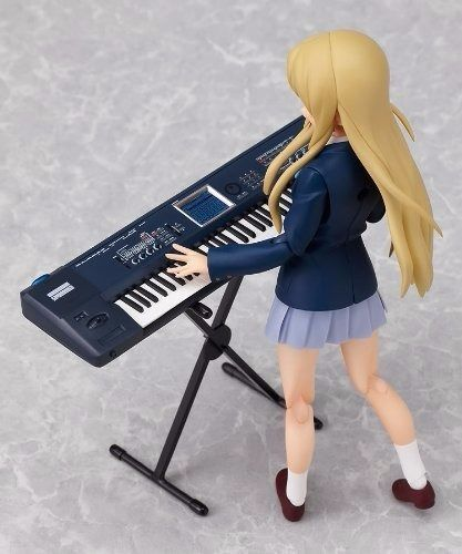 figma 059 K-ON! Tsumugi Kotobuki Uniform ver. Figure Max Factory NEW from Japan_4