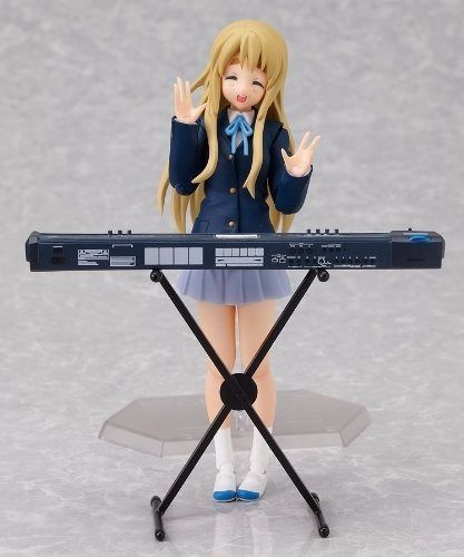 figma 059 K-ON! Tsumugi Kotobuki Uniform ver. Figure Max Factory NEW from Japan_5