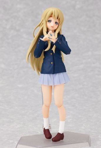 figma 059 K-ON! Tsumugi Kotobuki Uniform ver. Figure Max Factory NEW from Japan_6