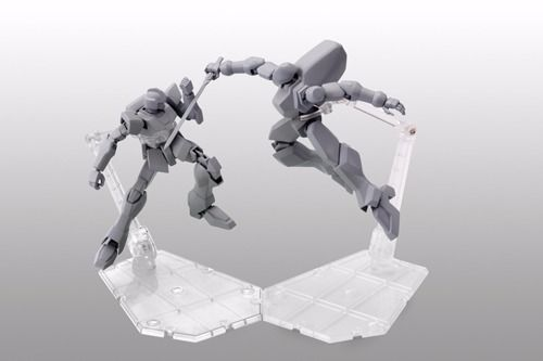 TAMASHII STAGE ACT 5 For Mechanics CLEAR BANDAI TAMASHII NATIONS from Japan_3